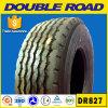 doppelte der Straßen-385/65r22.5 LKW-Gummireifen Oberseite-der Marken-Dr827 Grea