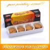 Disegno di imballaggio del contenitore di carta di biscotti