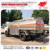 Het Gebruik van het benzinestation 5cbm - 10cbm de Tankwagen van de Brandstof van de Legering van het Aluminium