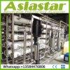 Máquina automática industrial do tratamento do RO da água bebendo para a produção da água