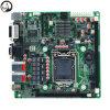Dual LAN (ITX-M61V2.2)のLGA1155 DVI Motherboard