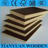 4 ' x8 Waterproof a madeira compensada Shuttering/madeira compensada marinha