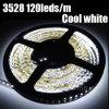 5m는 3528 SMD 가동 가능한 12V IP65 싼 LED 지구 빛을 방수 처리한다