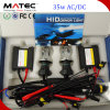 3000k-30000k Slim Ballast HID Kit with Xenon Bulbs Halogen High Low 35W/55W/75W/100W