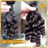 Pelo humano de Remy virign Funmi enrollamiento el 100% brasileño del pelo (FC-5)