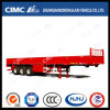 Heißes 3axle High Tensile Steel Fence/Cargo Semi Trailer mit Side Wall