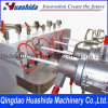 Línea de extrudado línea de extrudado del tubo doble del PVC del tubo del PVC cuatro