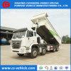 12의 바퀴 쓰레기꾼 팁 주는 사람 트럭 덤프 트럭 50 톤