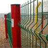 溶接された網の塀を曲げる中国ISO 9001の三角形