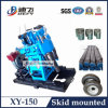 150m Depth High Efficiency Geothermal Drilling Equipment