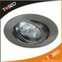 Installazioni rotonde dell'indicatore luminoso di soffitto GU10