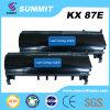 Laser Printer Toner Cartridge de la cumbre para KX 87e