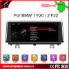 Car Audio 10.25 Android 4.4 DVD para BMW 1 F20 BMW 2 F22 Radio GPS Player 3G, DAB