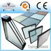 Baixo-e vidro isolado endurecido para a construção de edifício da parede de cortina