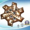 Золотистое Supplier Китая 193.7mm PDC Cutter Diamond PDC Bit для Hard Formation