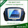 2016年のX-Tool PS2の重義務Truck Scanner、Multi LanguagesのPS2 Auto Diesel Diagnostic Tool