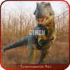 Modelo jurásico Animated de tamaño natural al aire libre del dinosaurio