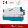 Máquina de dobra hidráulica da placa do freio da imprensa hidráulica da série Wc67y-300t/5000