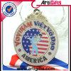 Zink Alloy Stirbt-Costing 3D Sport Medal mit Customer Design