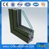 Profils d'aluminium de fenêtre de tissu pour rideaux
