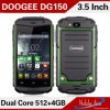 3.5  CPU IPS-Hvga Screen Mtk6572 Cortex A7 Dual Core, 1.2GHz Doogee Taitans Dg150 Handy
