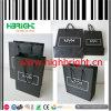 化粧品のための顧客用クラフトのペーパーショッピング・バッグ