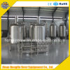 planta micro de la cerveza de la cervecería del equipo de la fabricación de la cerveza 1000L