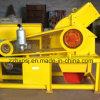Pequeña trituradora de martillo móvil accionada del motor diesel