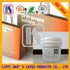 Adhésif blanc non-toxique de matériau d'étanchéité d'émulsion