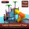 De Pool die van Ce de Plastic OpenluchtSpeelplaats van Kinderen combineert (x1231-4)