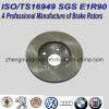 Auto Car Brake Discs para Market americano