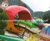 Montaña rusa eléctrica de Toy Trains Fruit para el parque temático Rides