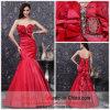 Платье выпускного вечера тафты lhbim трубы/Mermaid без бретелек с сборками и кристаллами 61648