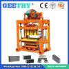 Qtj4-40Aの煉瓦作成機械価格のセメントの煉瓦機械