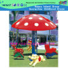 Pequeno Outdoor Merry Go Round Amusement Park Equipamentos (HA-16407)