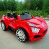 Niños dobles del coche eléctrico del motor impulsor 10 años cuatro ruedas