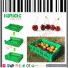 Plastikvoorratsbehälter-zusammenklappbarer Frucht-Rahmen