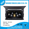 Reproductor de DVD 1080P de S100 Car para Honda Pilot con CPU de A8 Chipest, GPS, Radio, BT, TV, USB, SD, iPod, 3G, WiFi