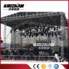 屋外音楽コンサートのトラスシステム