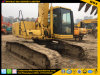 Excavatrice utilisée PC200-6, excavatrice d'occasion utilisée de chenille d'excavatrice de KOMATSU PC200-6