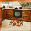 Stuoia progettata moderna del pavimento della cucina