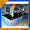 Het Meubilair van de Gootsteen van het Laboratorium van de chemie met de Plank van de Reagens en Pegboard in Laboratorium