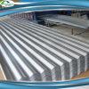 Alumínio e Zinc Corrugated Roofing Sheet para o material de construção Steel