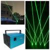 La alta precisión N1.8 gana a poder más elevado del espejo 25W verde impermeable de la animación la luz laser de la luz de la etapa o del alto edificio