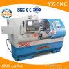 Máquina do torno do CNC da elevada precisão, preço de giro do torno do CNC