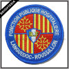 Calcio Club Ferro-su Patch per Sport Clothing (BYH-10112)
