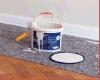 Stuoia antiscorrimento facile del pavimento del feltro del pittore di alta qualità