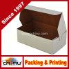 Kraft Paperboard белизны коробка хлебопекарни угла замка окна Non (130098)
