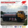 Linker Roestvrij staal 10cbm van de Aandrijving van de Woestijn tankt Tankwagen bij