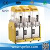 Fabricant commercial de machine de neige fondue de 12 réservoirs du litre trois à vendre